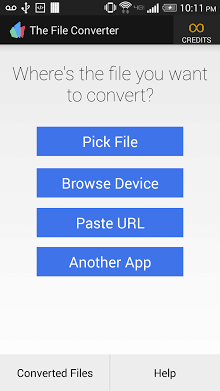 The File Converter Free-1