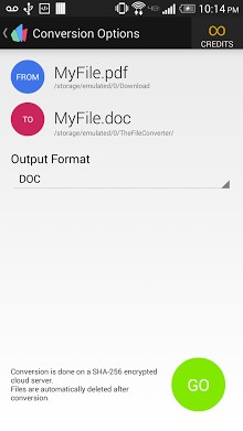 The File Converter Free-2