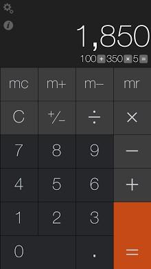 Calculator Pro-1