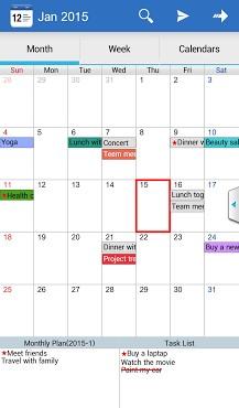 Caros Calendar - Diary - Planner-1