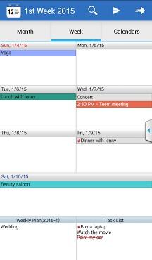 Caros Calendar - Diary - Planner-2