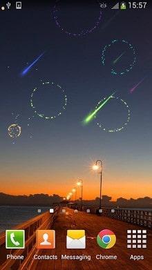 Meteor Shower FireWorks-1
