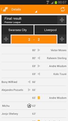 Sporee - Live Soccer Scores-1