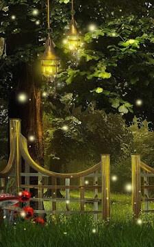Fireflies Live Wallpaper-1