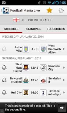 Football Live Scores-2