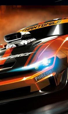 Superior ... Racing Cars Live Wallpaper 2