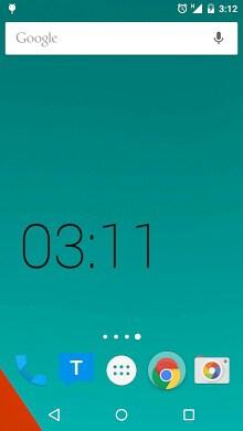 Roboto Clock-1