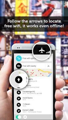 Free Wifi Spots - Instabridge-1