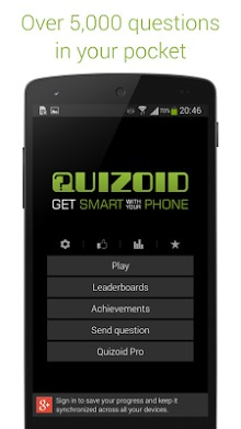 Quizoid (Trivia Quiz) -1