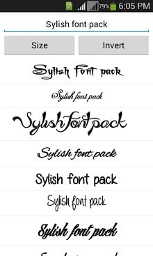 Stylish Fonts APK for android | APK Download for Android