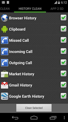 System Cleaner para Android-2
