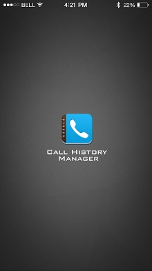 Call History Manager-1
