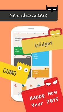 Cumo - Memo Note Todo Widget-1