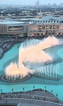 Dubai Fountain Live Wallpaper-2