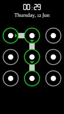 Pattern Screen Lock-2