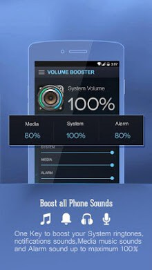 ringtone sound booster free download