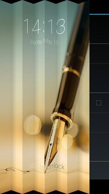 Folding Keypad Lock Screen-1