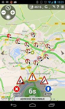 Glob - Traffic, Radars & GPS-1