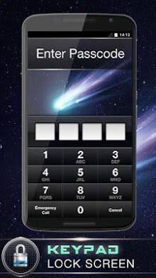 Keypad Lock Screen-1