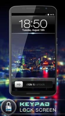 Keypad Lock Screen-2