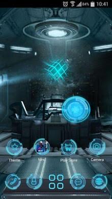 Nucleus 3D Launcher & Locker-2