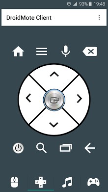 DroidMote Client-2