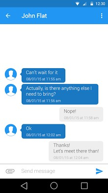 Messenger for Android-2