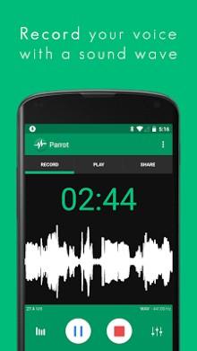Parrot - Voice Recorder-1