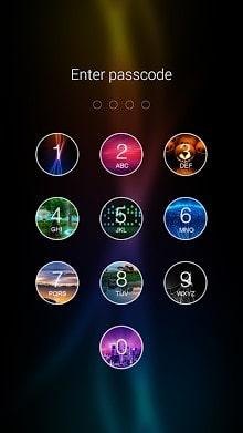 Photo Keypad Lock Screen-2