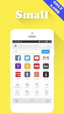Quick Browser Application | APK Download for Android