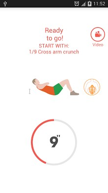 Abs workout 7 minutes-2