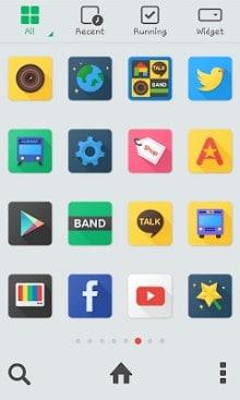 Color Pop LINE Launcher theme-2