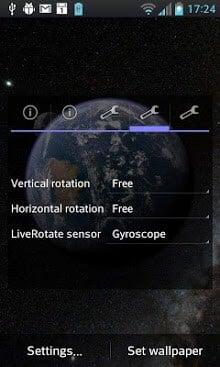 Earth & Moon in HD Gyro 3D-2