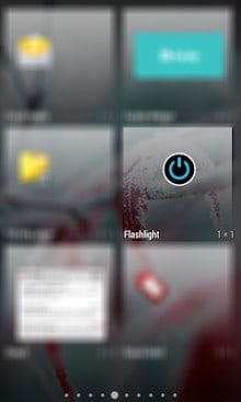 Flashlight Widget-1