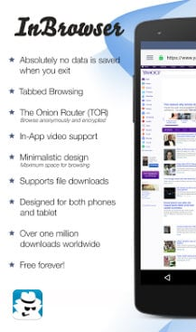 InBrowser - Incognito Browsing-2