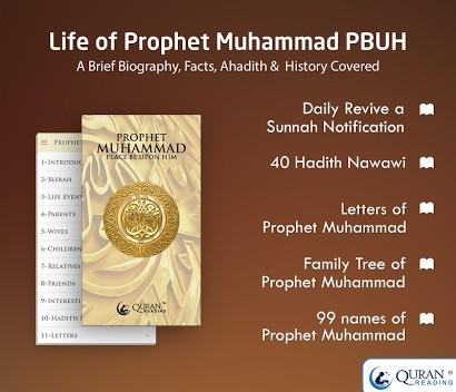 Life of Prophet Muhammad PBUH-1
