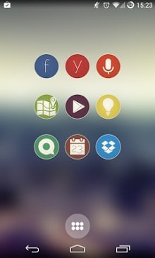 Simple Rounds Lite - Icon Pack-1