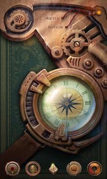 Steam age GO Launcher Theme-1