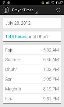 Muslim Prayer Times Free-1