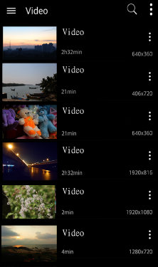 Video Player for Android-1