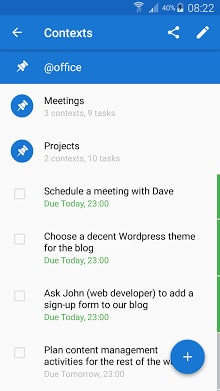 Chaos Control - GTD To-Do List-1