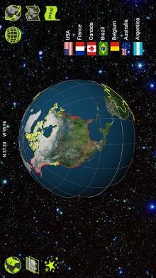 Dünya 3D-1