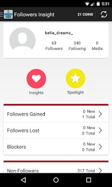 Follower Insight for Instagram | APK Download for Android