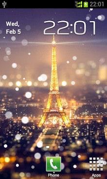 Paris Night Light LWP-1