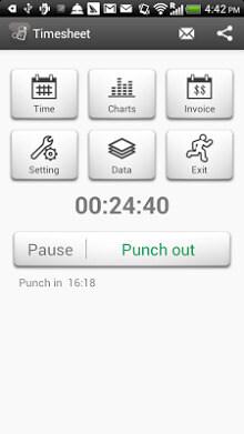 Timesheet - Work Time Tracker-1