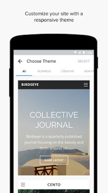 Weebly - Create a Free Website APK Download for Android