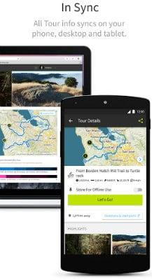 komoot - Hike & Bike GPS Maps-2