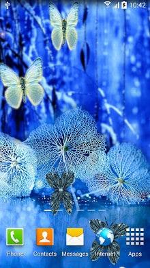 Abstract Butterflies Wallpaper-2