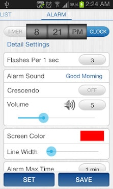 Flash Alarm-2