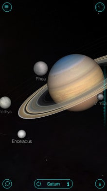 Solar Walk Free - Planets-2